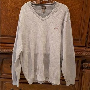 3/$10 Greg Norman Pullover Sweater
